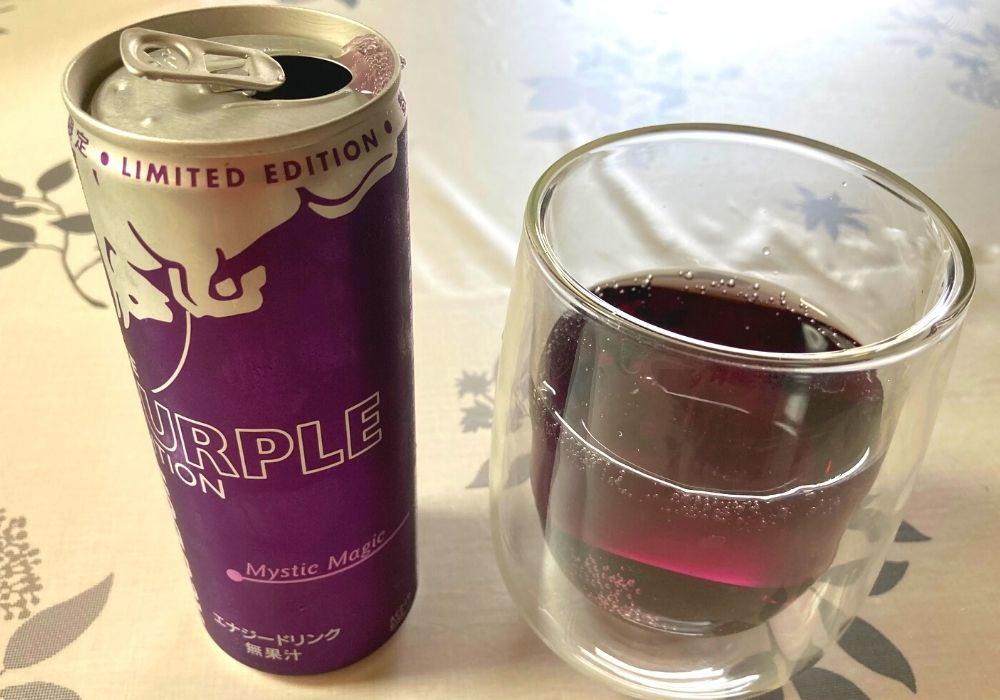 紫のレッドブル